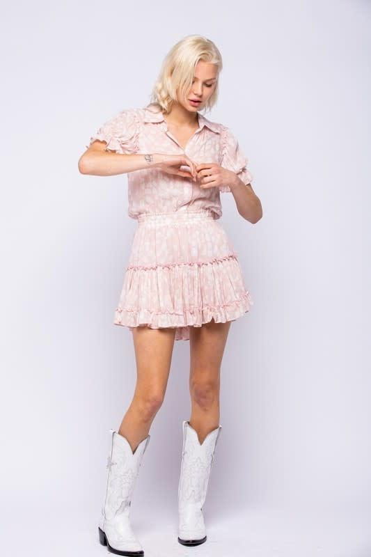 Seek The Label Petrona Mini Dress