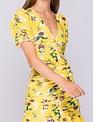 Seek The Label Elsa Floral Mini Dress