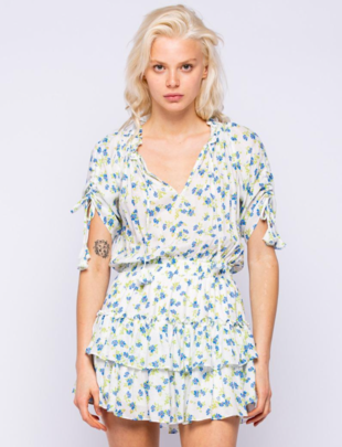 Seek The Label Maddy Floral Mini Dress