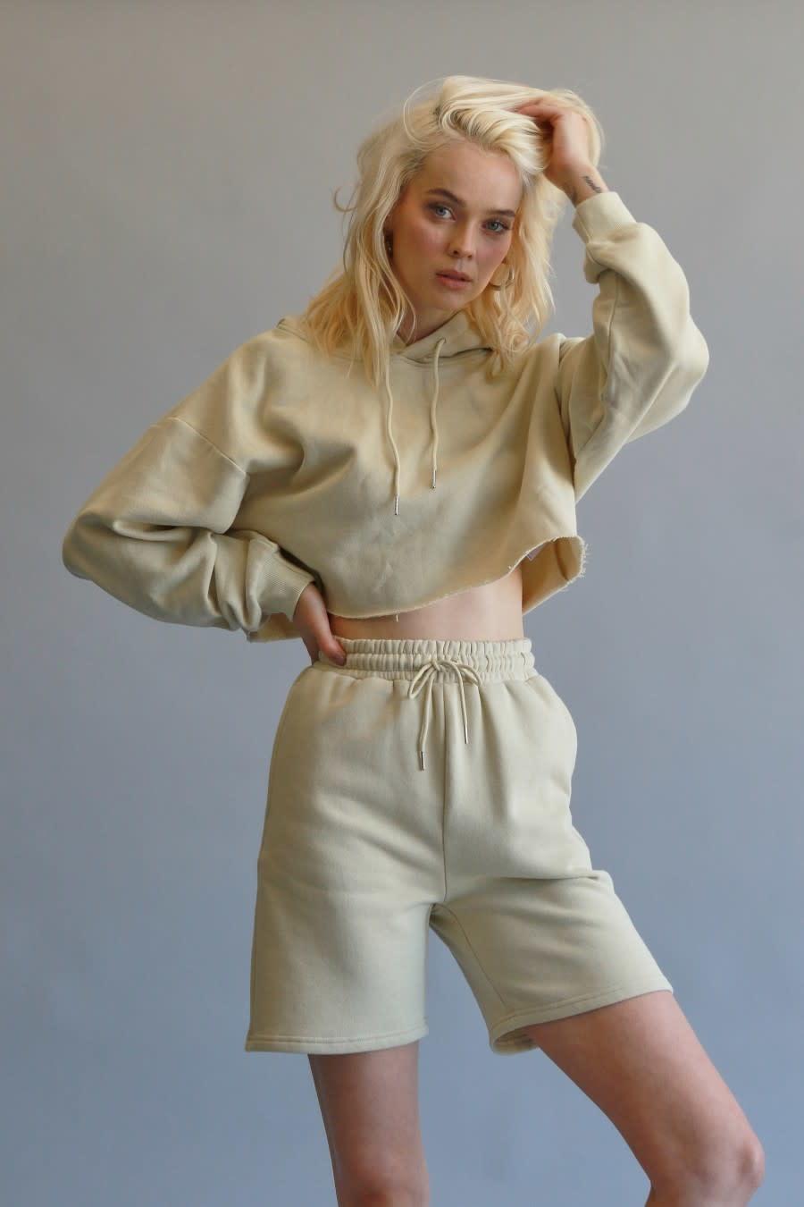 Seek The Label Knit Sweatshorts