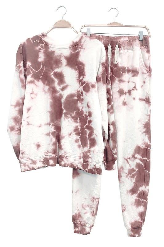 Atikshop Drop Dead Tye Dye Pullover