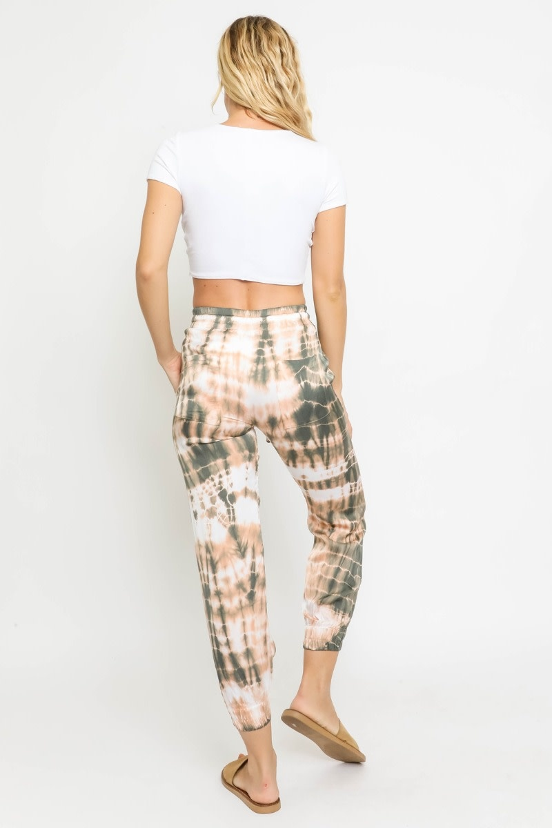 Seek The Label Mason Tye Dye Jogger