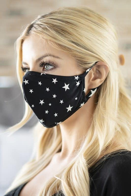 Seek The Label Star Mask