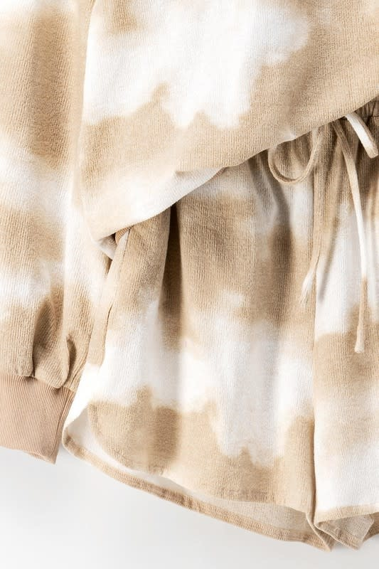 Seek The Label Tye Dye Lounge Short