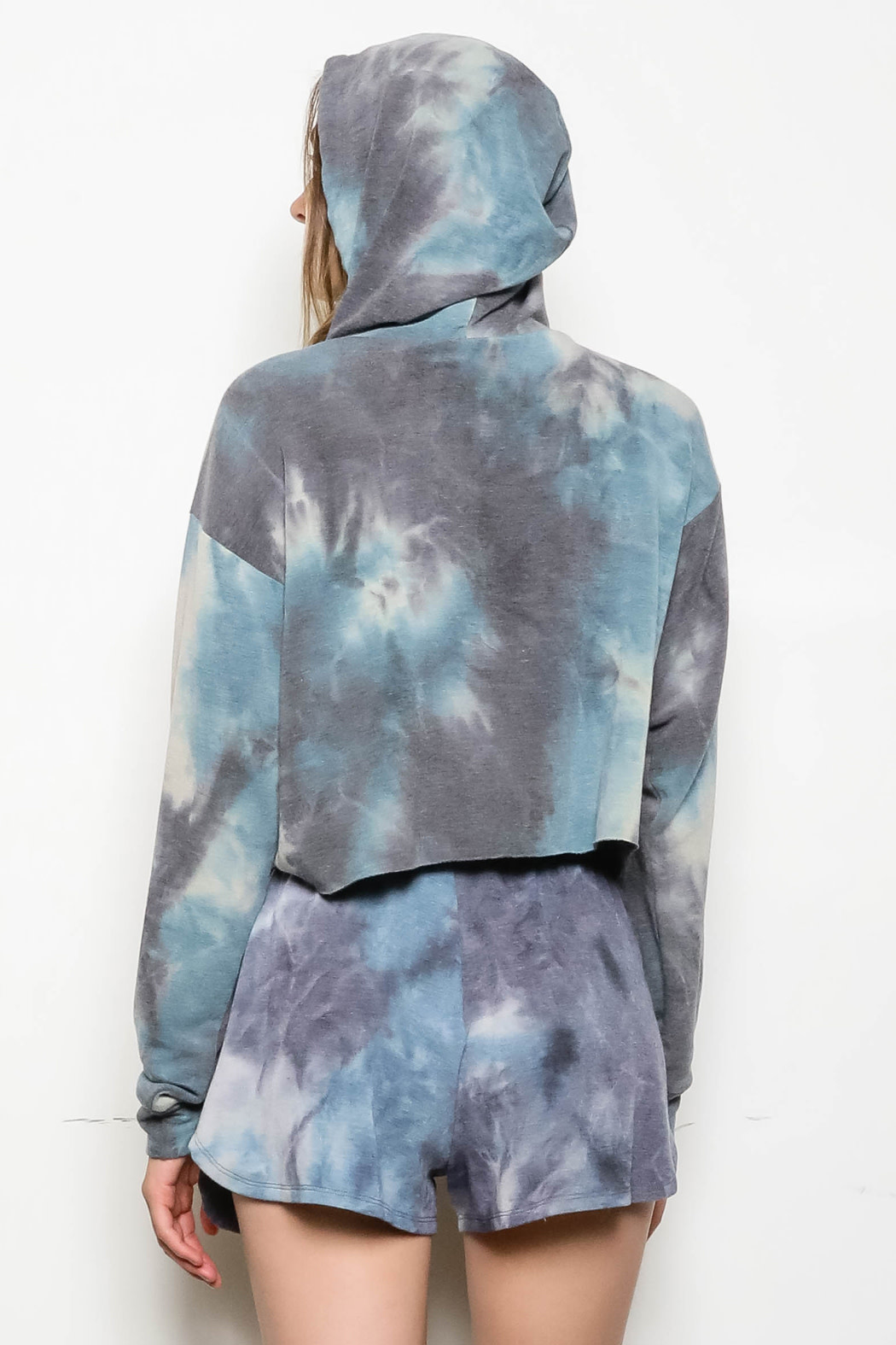 Seek The Label Ferr Tye Dye Hoodie