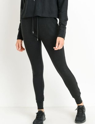 Seek The Label HW Cuffed Jogger Pants