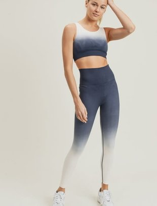 Seek The Label Ombre Highwaist Seamless Legging