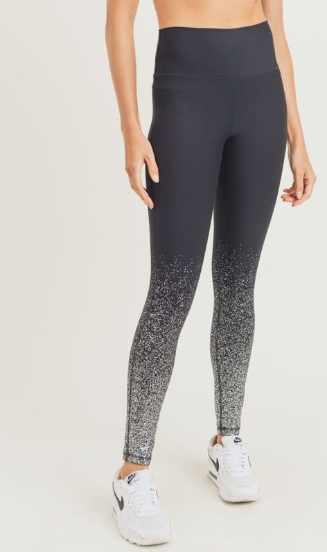 Seek The Label Raindrop Foil HW Legging