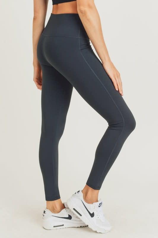 Seek The Label Essential Solid HW Legging
