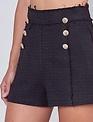 Atikshop Tweed HW Shorts