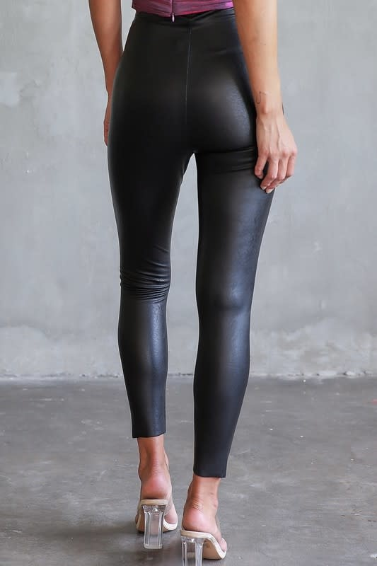 Atikshop Faux Leather Legging