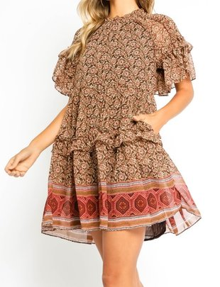 Atikshop Tania Babydoll Dress