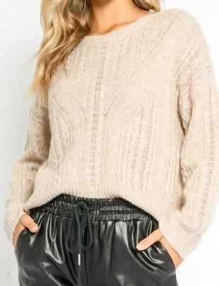 Atikshop Constanza Knit Sweater