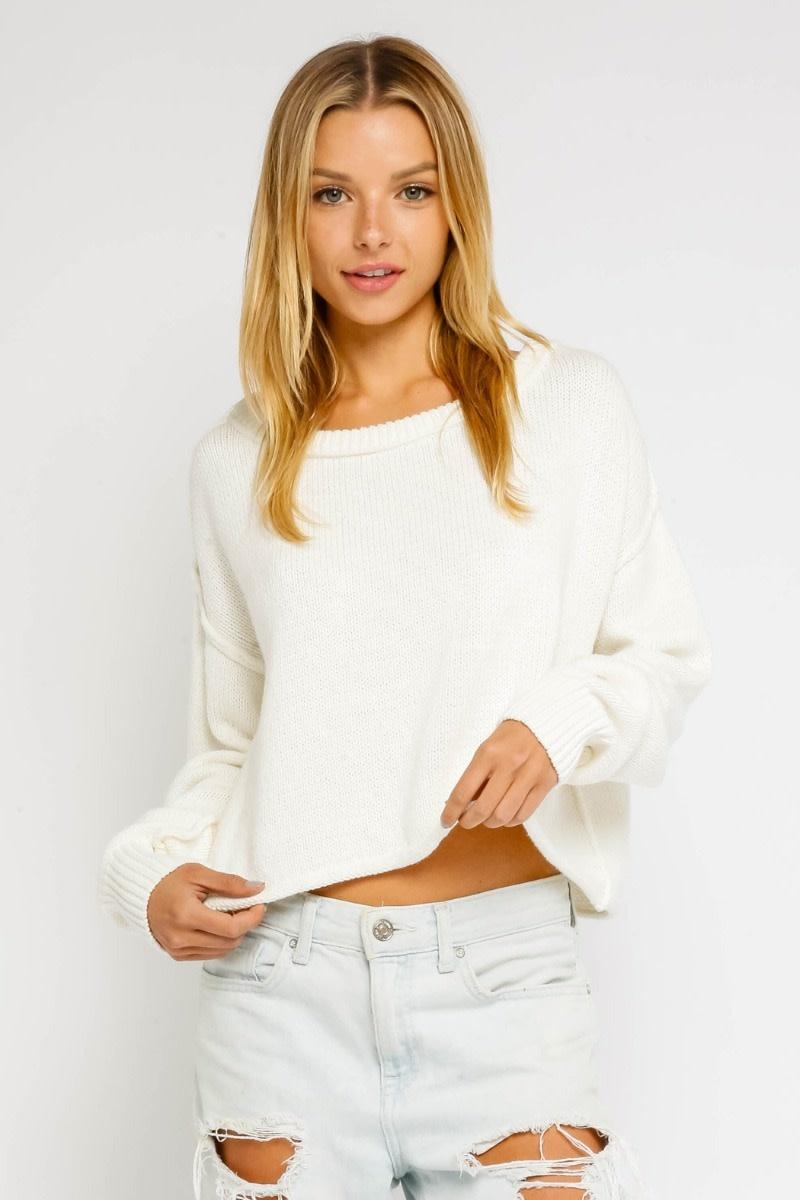 Atikshop Inside Out Sweater