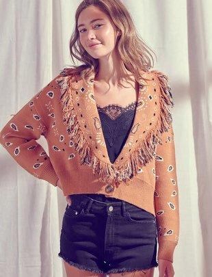 Atikshop Kemosabi Cardigan Sweater