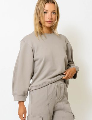 Atikshop Vintage Washed Sweatshirt