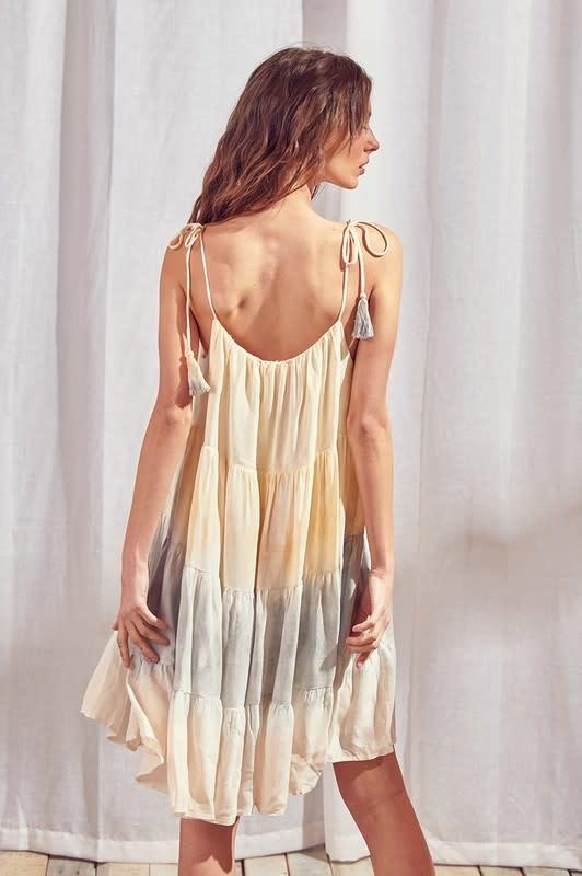 Atikshop Zaki Colorblock Dress
