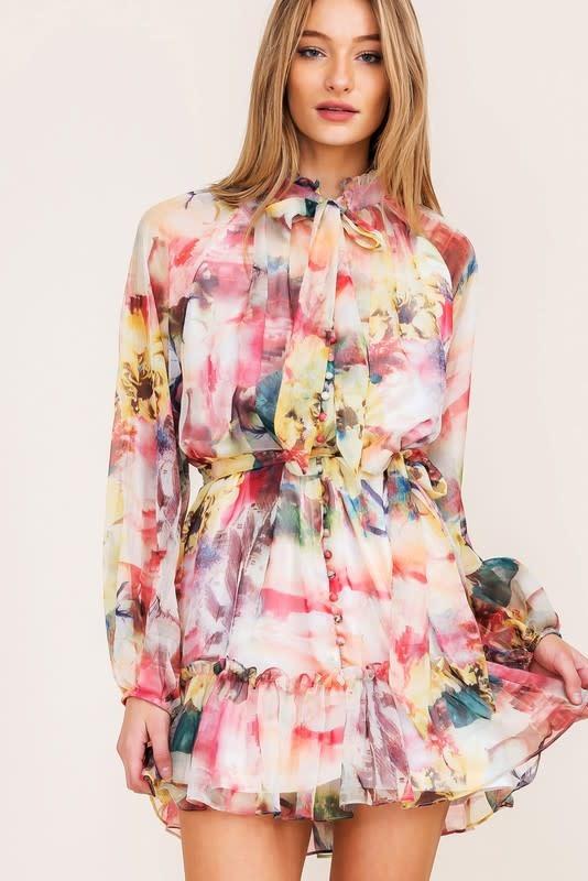 Atikshop Isla Mini Dress