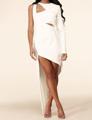 Atikshop Single Sleeve Nova Dress