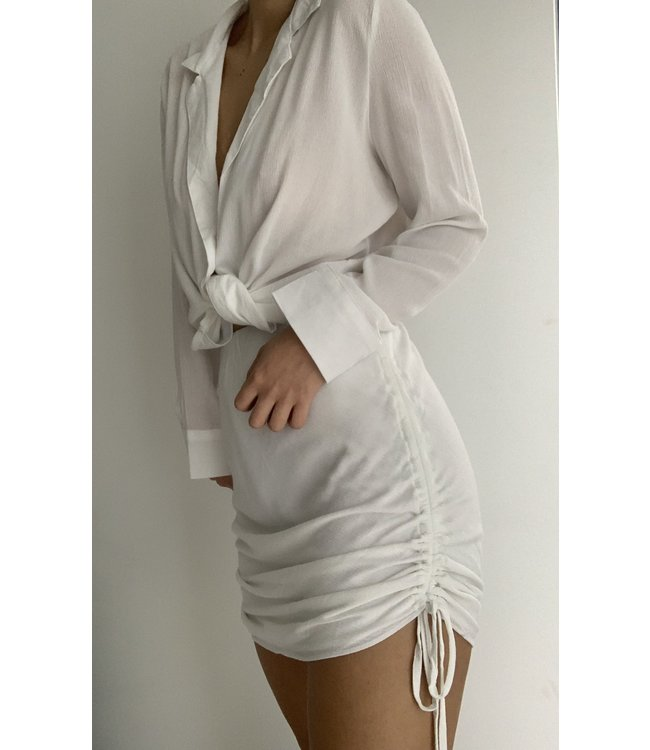 Seek The Label Pia Mini Skirt