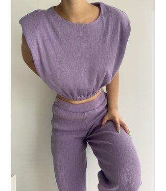Atikshop Elodie Pleated Pants
