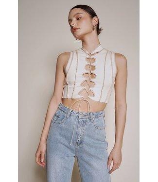Seek The Label Elio Knit Top