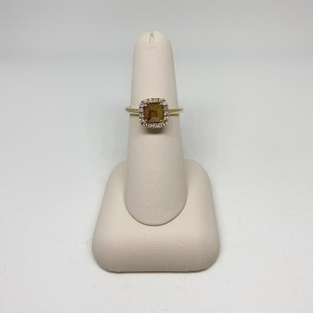 Kattan Rough Diamond Ring