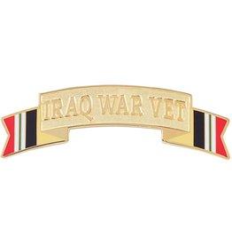 Iraq War Vet Pin