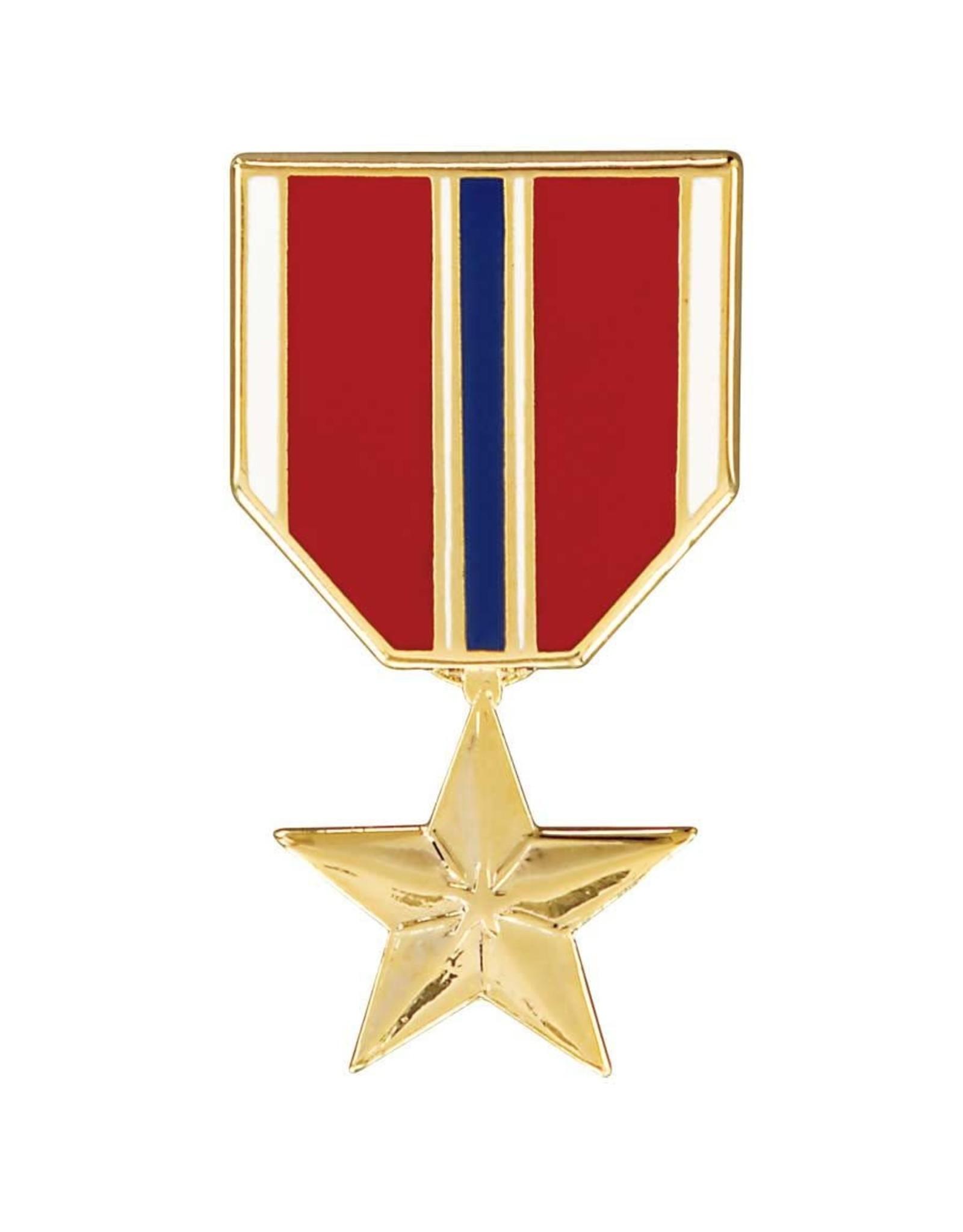 Bronze Star Hat Pin