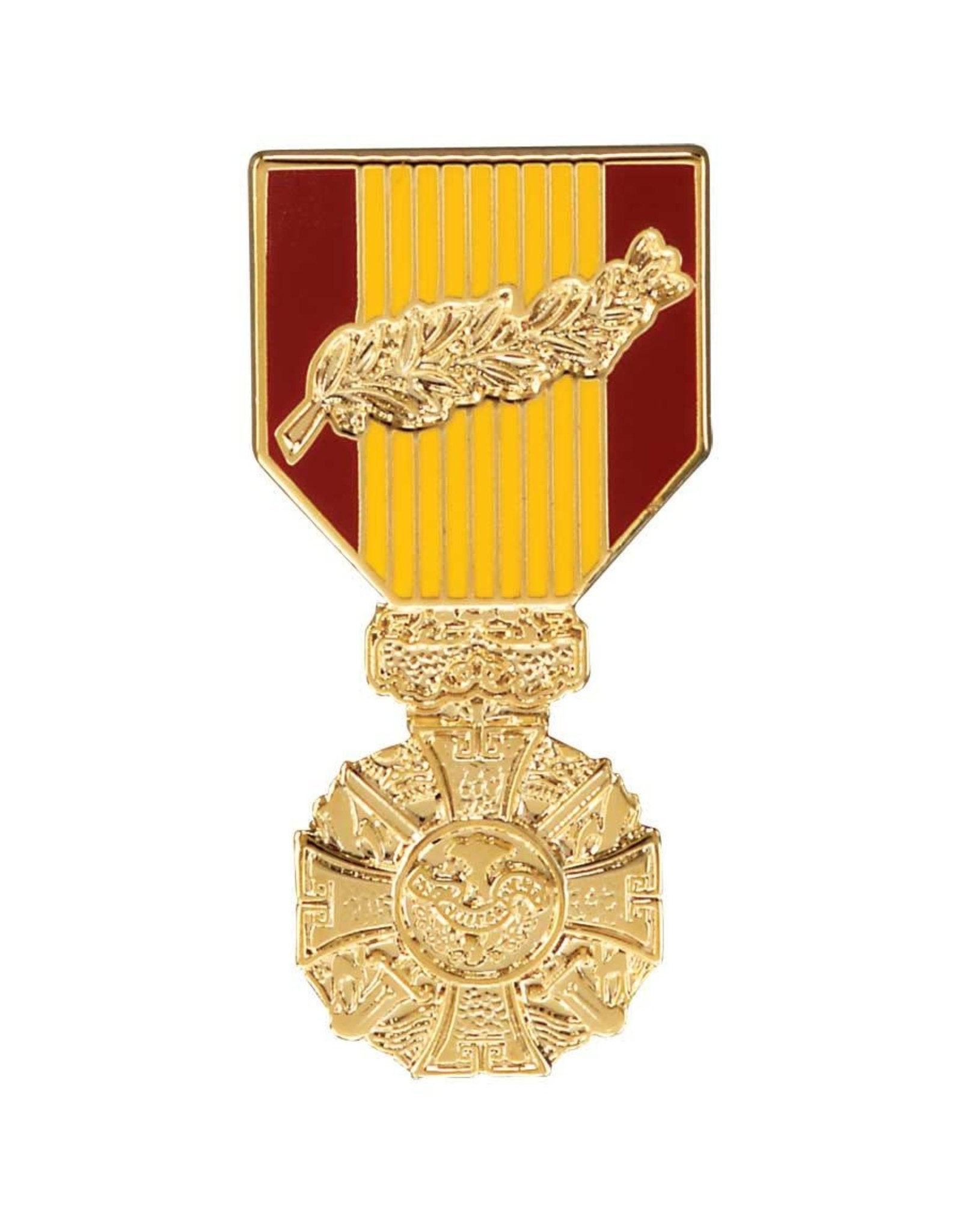Vietnam Gallantry Cross Hat Pin