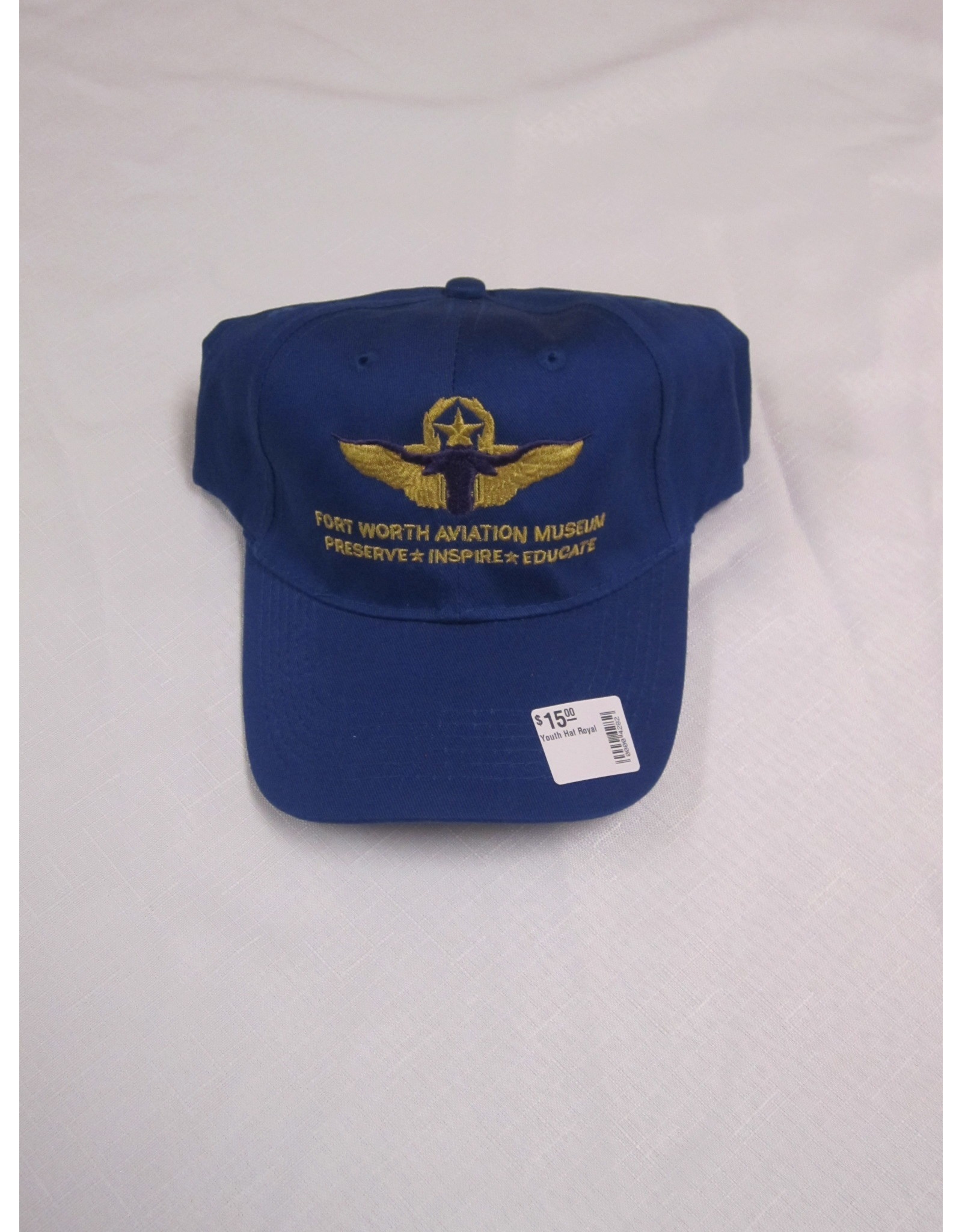 Youth Hat Royal
