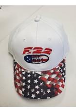 F-122 Est. 1991 Flag Hat
