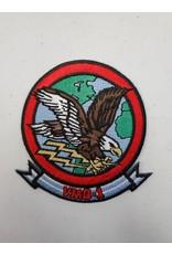 FWAM VMO-1 Eagle on Globe (4), patch