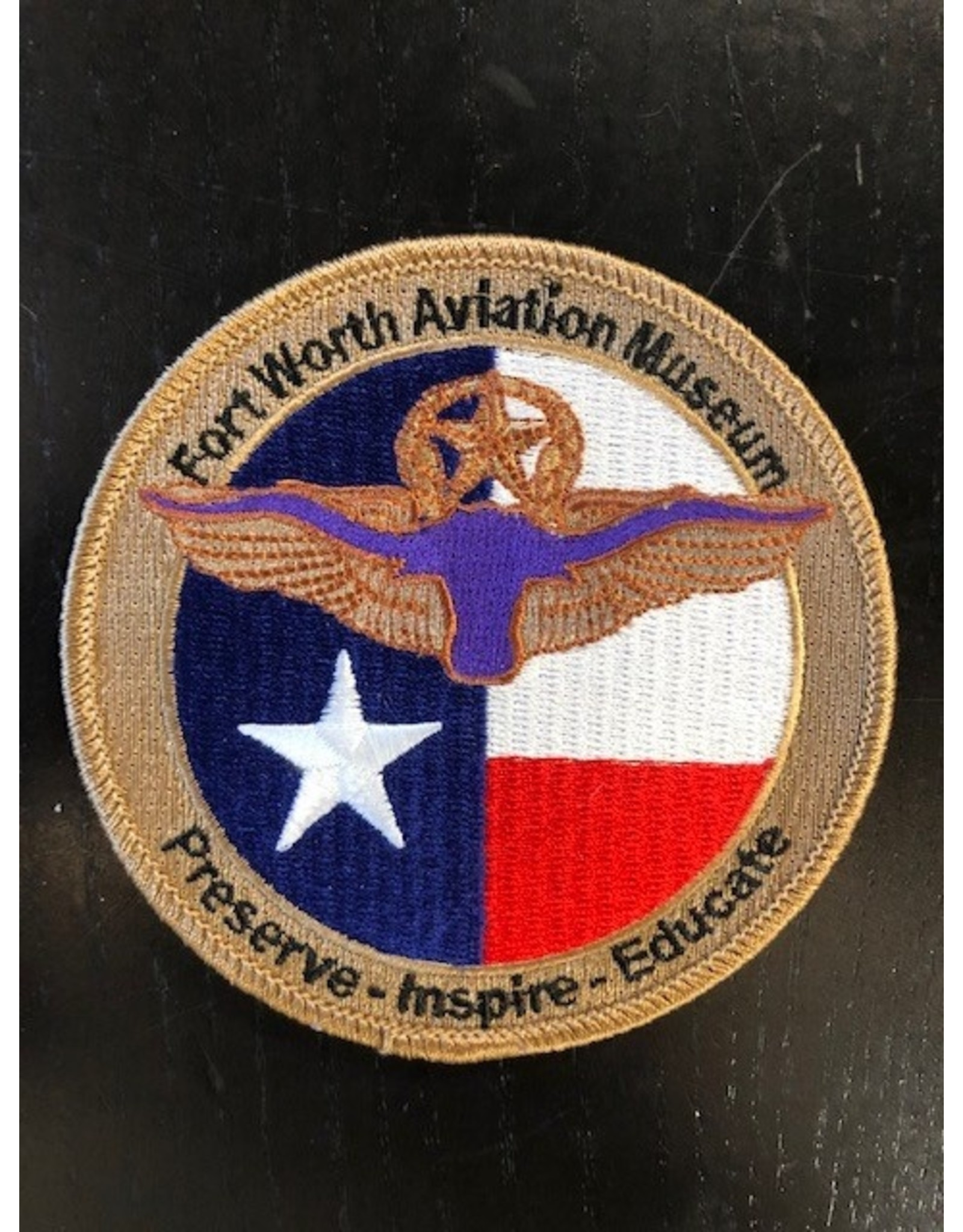 FWAM Fort Worth Aviation Museum (6), patch