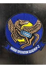 FWAM Marine Observation Squadon Two Blue (3), patch
