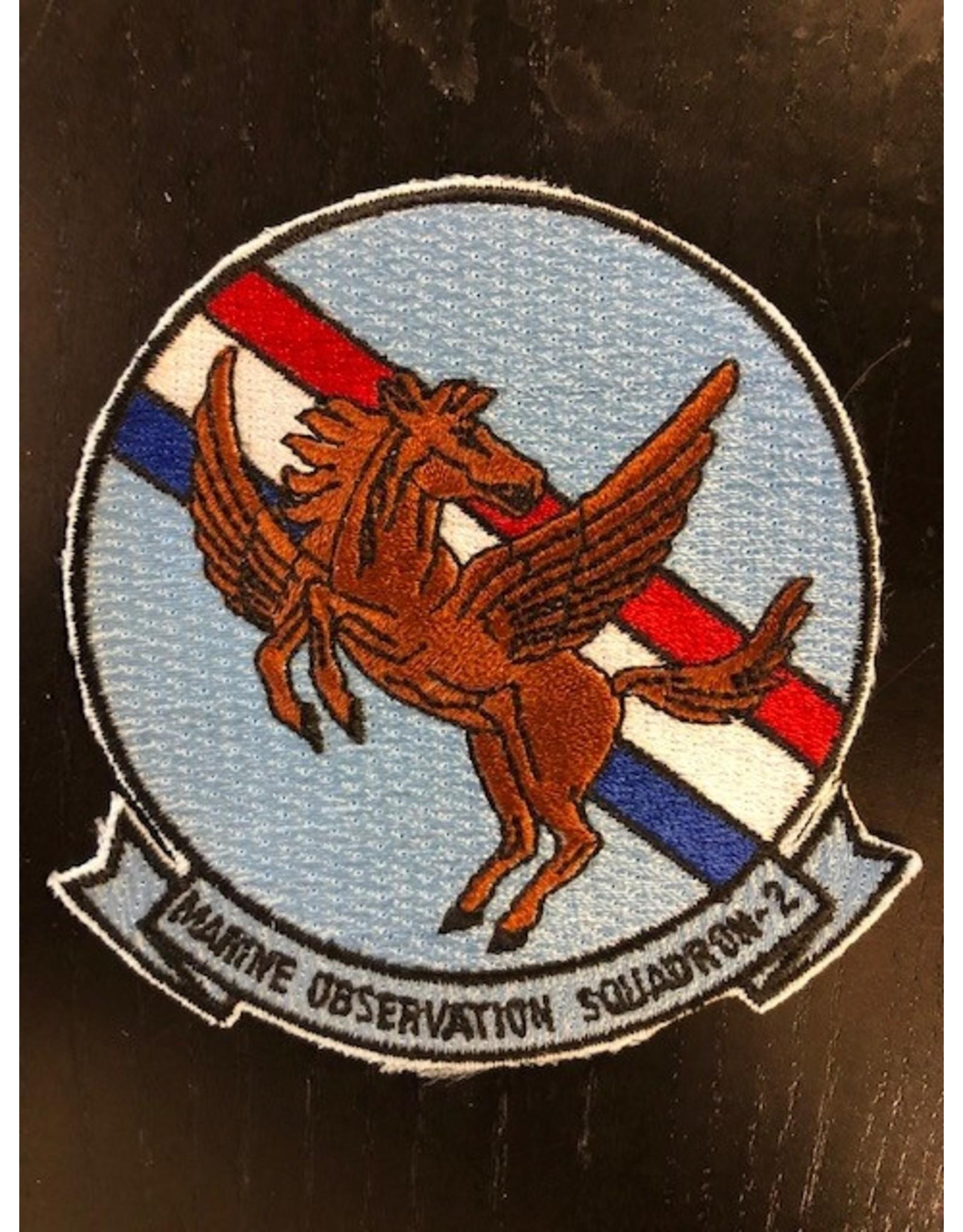 FWAM Marine Observation Squadron-2 Pegasus (15), patch