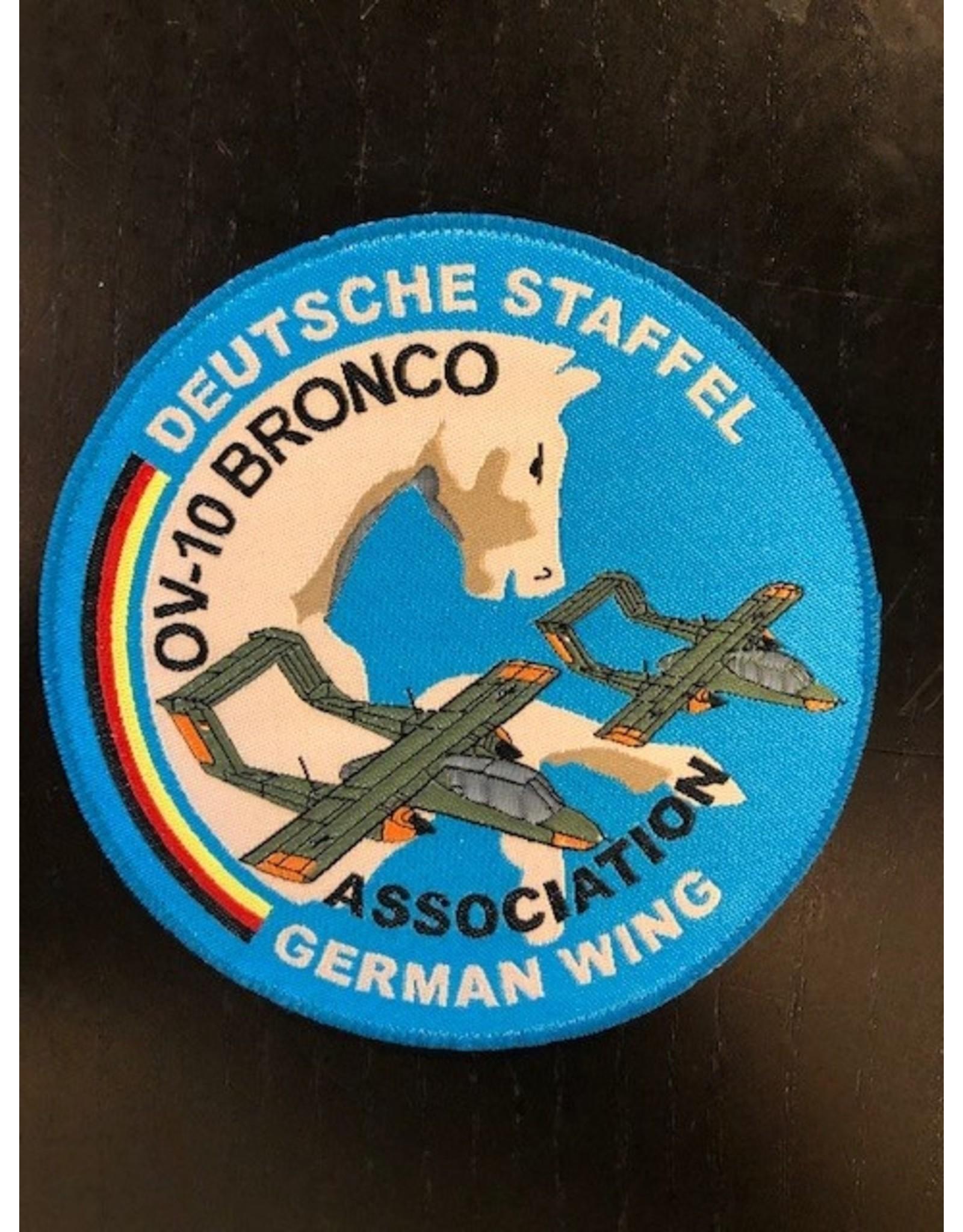 FWAM OBA German Wing (20), patch