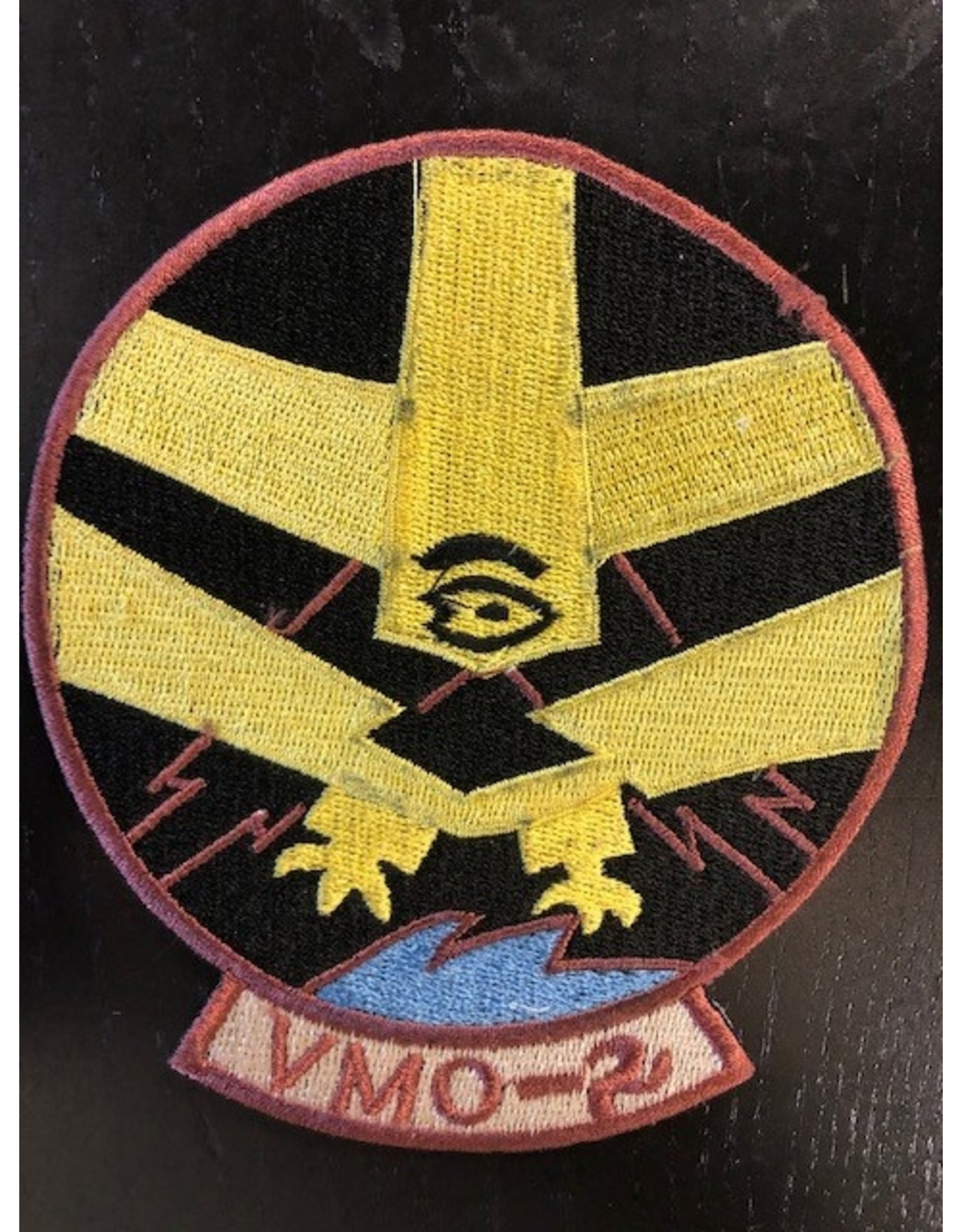 FWAM VMO-2 Eyes of Death (21), patch