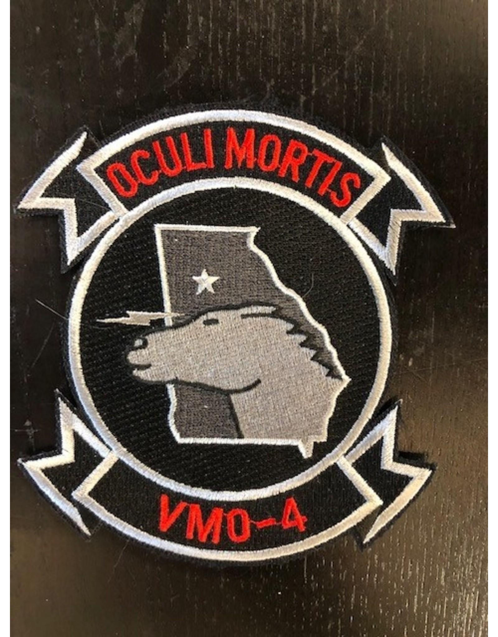 FWAM VMO-4 Oculi Mortis - Black (34), patch