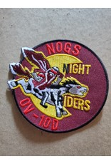 FWAM NOGS Night Riders OV-10D (27), patch