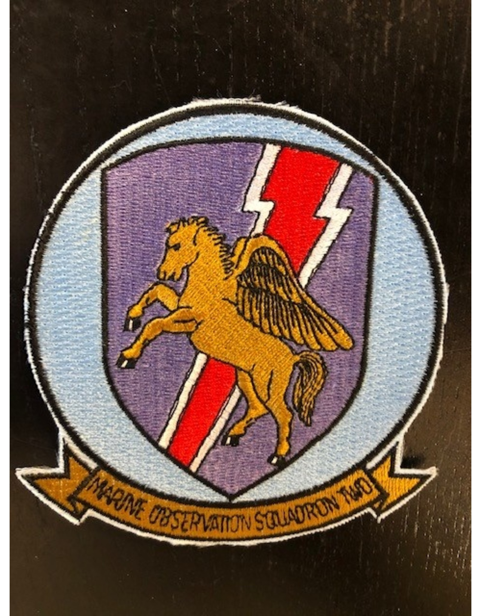FWAM Marine Observation Squadron Two - Shield (33), patch