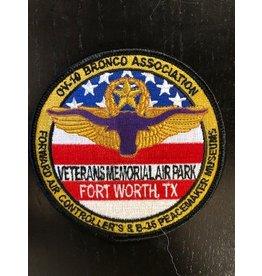 FWAM Veterans Memorial Air Park, patch