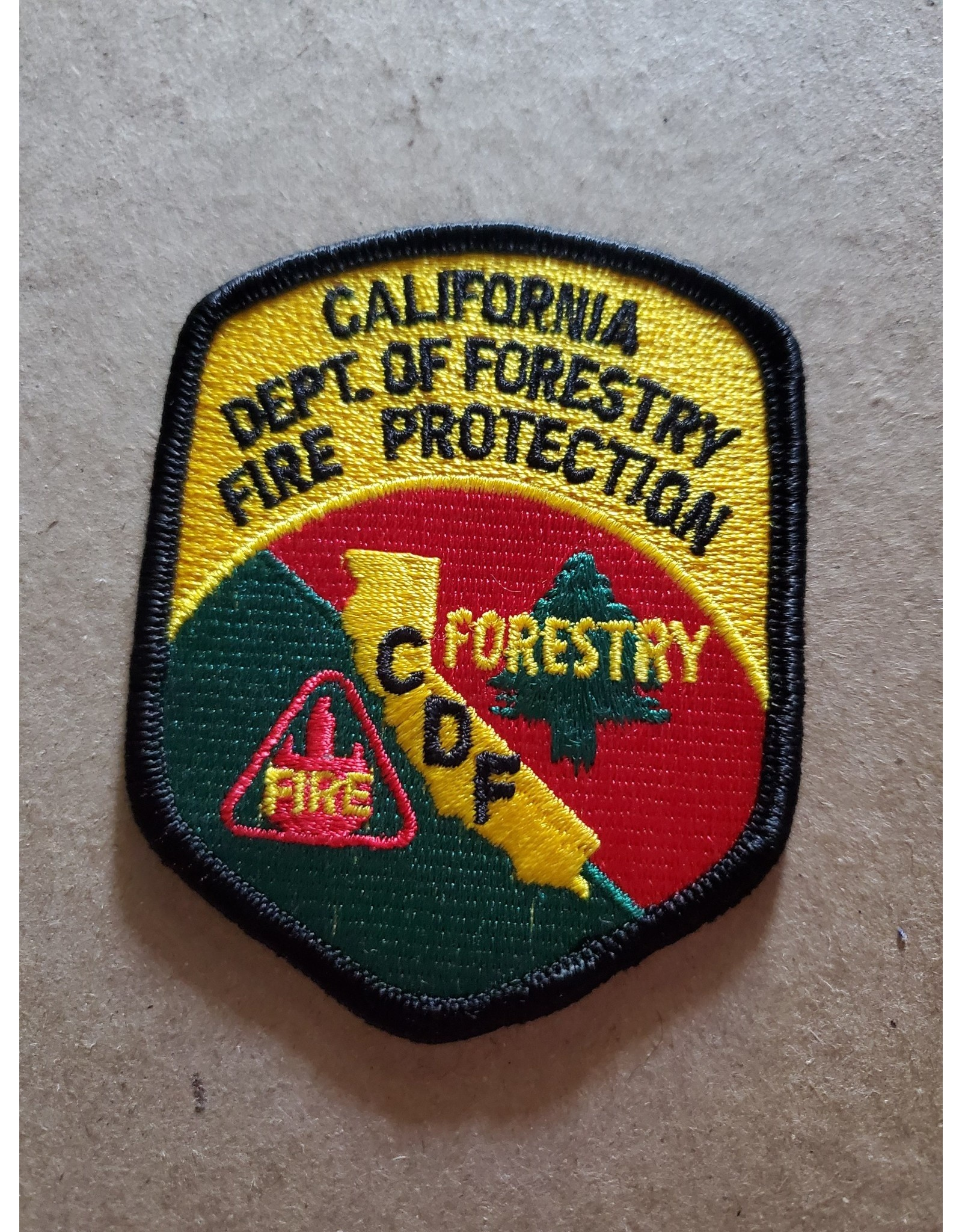 FWAM CAL Fire, patch
