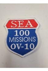 SEA 100 Missions OV-10 Patch