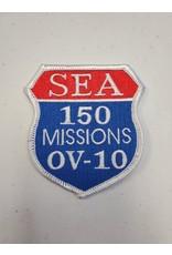 SEA 150 Missions OV-10 Patch
