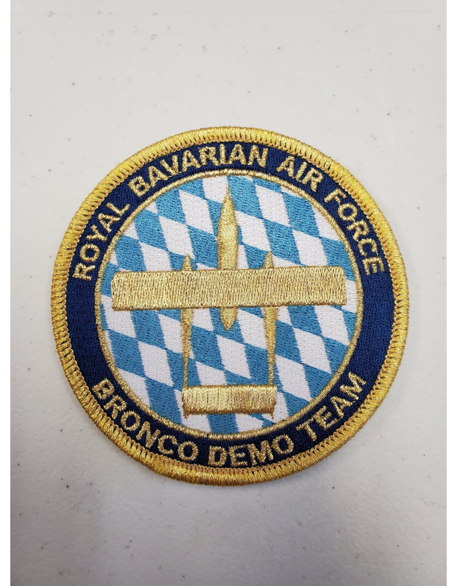 Royal Bavarian AF Demo Team Patch