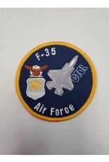 AF F-35 CTOL Patch