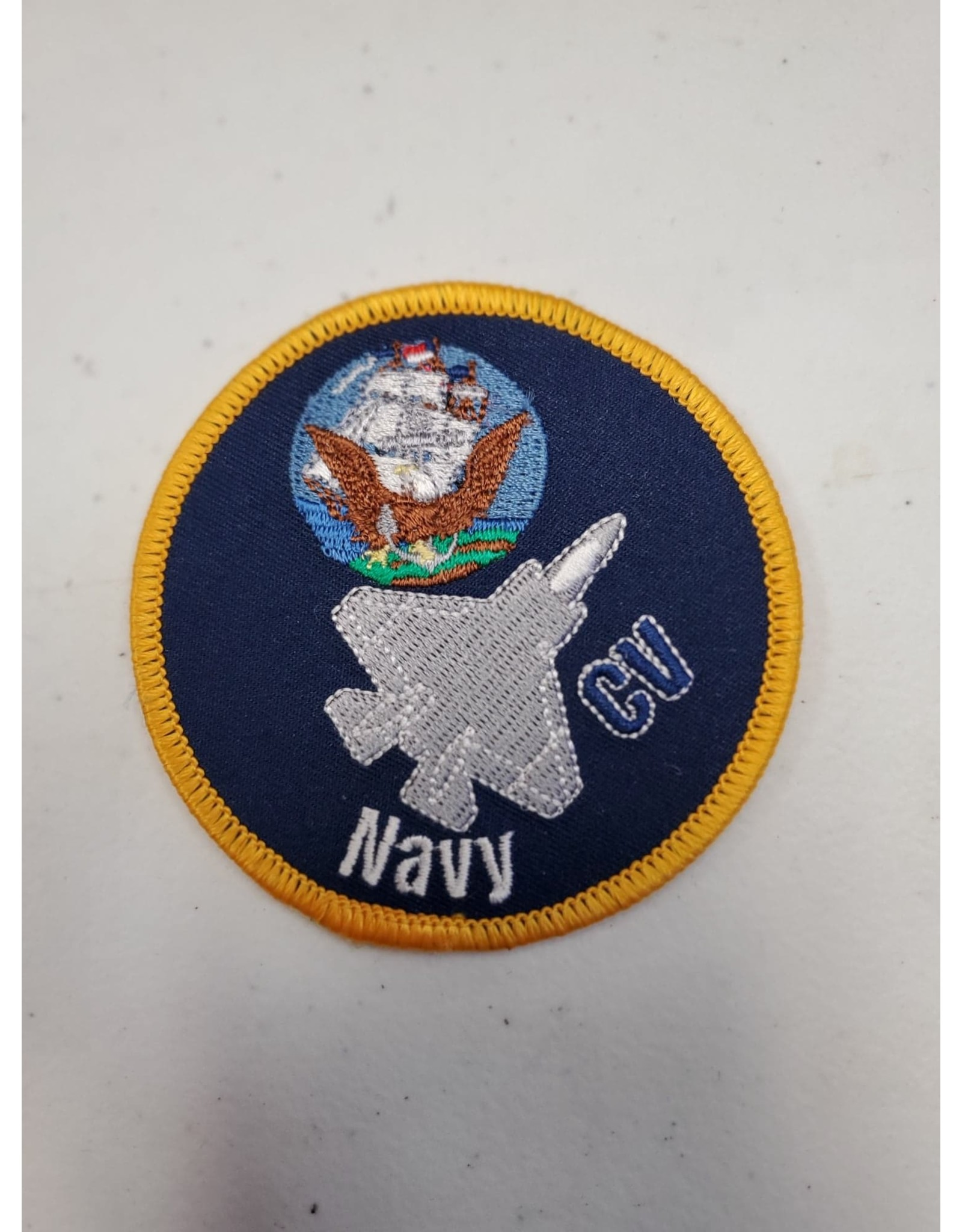 Navy F-35 CV Patch