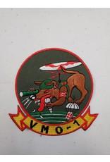 VMO-1 Flying Dog Patch