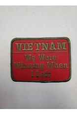 Vietnam-We were winning Patch